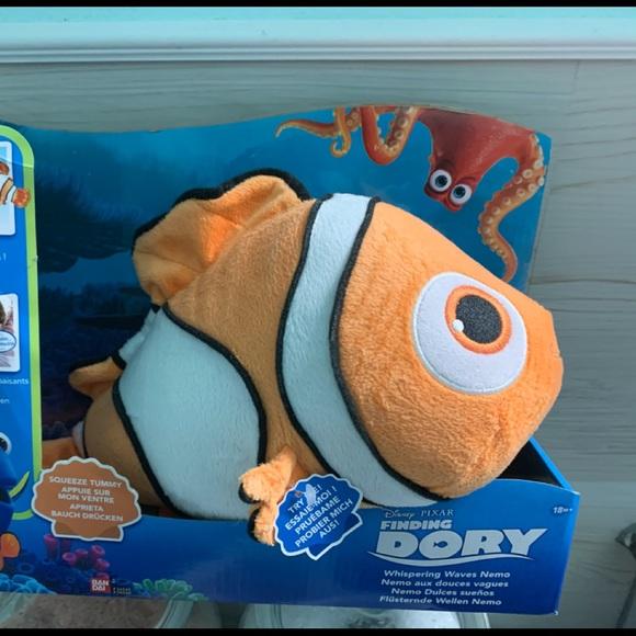Finding Dory Nemo Sleep Buddy